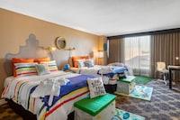 Suite, 2 Queen Beds (Kids Sensory Suite)
