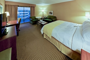 Room, 1 King Bed with Sofa bed, Non Smoking, Balcony