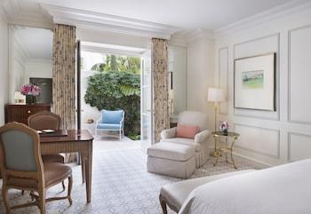 Deluxe Double Room, Patio