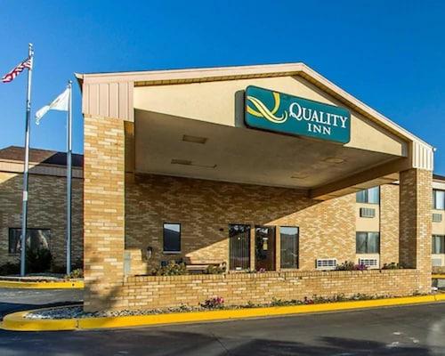 . Quality Inn Burlington