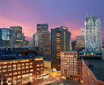波士頓君悅飯店 Hyatt Regency Boston
