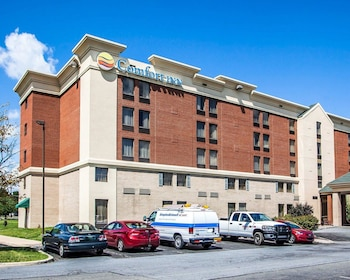 西里海谷-艾倫鎮凱富飯店 Comfort Inn Lehigh Valley West - Allentown