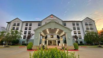 休斯頓舒格蘭貝斯特韋斯特普拉斯飯店 Best Western Plus Sugar Land Houston