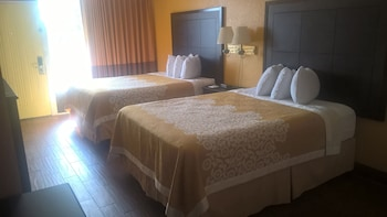 Suite, 2 Double Beds, Non Smoking, View (One Bedroom, Poolside View)