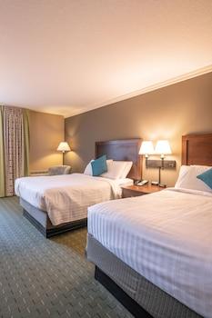 Comfort Room, 2 Double Beds