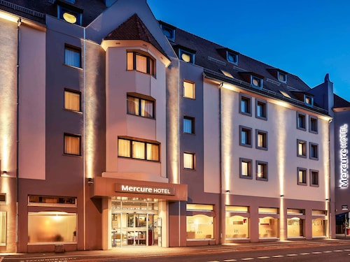 . Mercure Colmar Centre Unterlinden