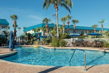 貝斯特韋斯特可可沙灘飯店 Best Western Cocoa Beach Hotel & Suites