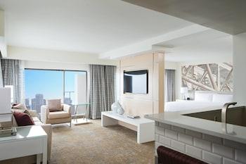 City Süit, 1 Yatak Odası, Sigara İçilmez, Şehir Manzaralı (high Floor)