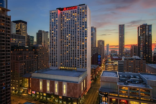 . Chicago Marriott Downtown Magnificent Mile