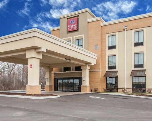 . Comfort Suites Youngstown North