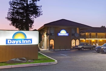聖荷西溫德姆戴斯飯店 Days Inn by Wyndham San Jose