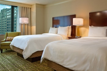Guestroom at Washington Marriott at Metro Center in Washington