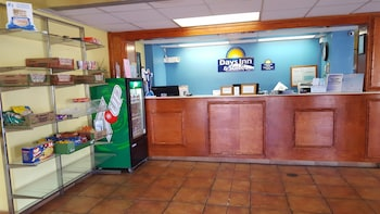 Check-in/Check-out Kiosk at Days Inn & Suites by Wyndham Davenport in Davenport