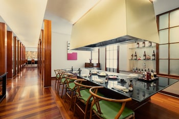Edsa Shangri-la Manila Restaurant