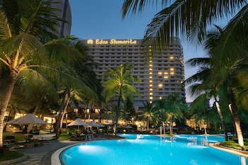 Edsa Shangri-la Manila Property Grounds