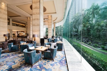 Edsa Shangri-la Manila Lobby Lounge