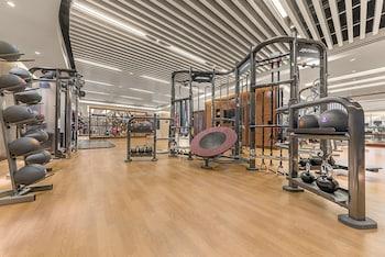 Edsa Shangri-la Manila Fitness Facility