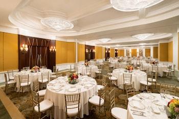 Edsa Shangri-la Manila Banquet Hall