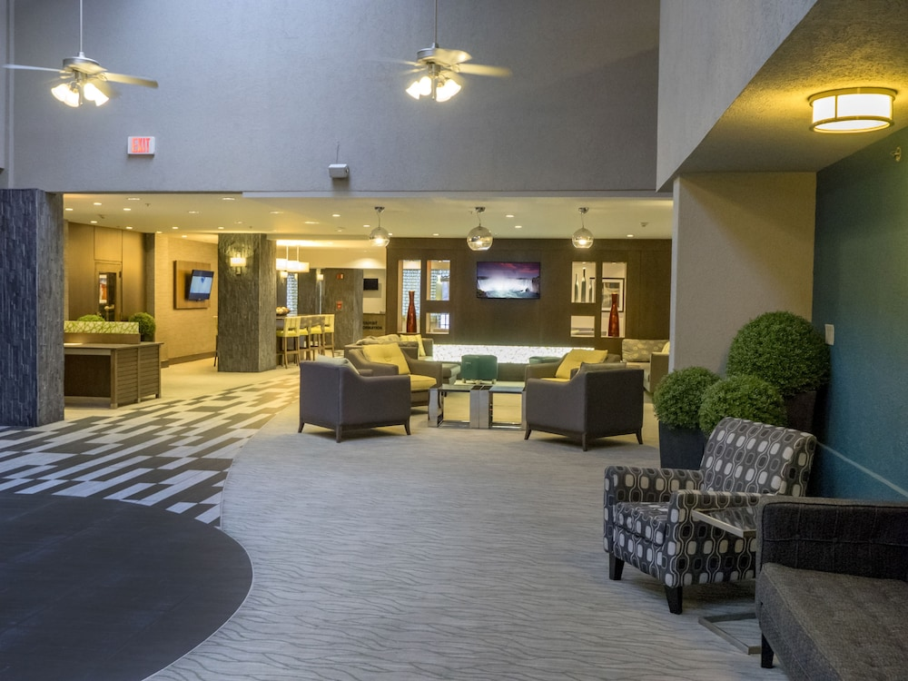 홀리데이 인 나이애가라폴스 시닉 다운타운(Holiday Inn Niagara Falls Scenic Downtown) Hotel Image 1 - Lobby