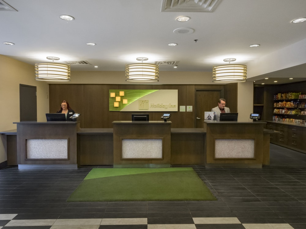 홀리데이 인 나이애가라폴스 시닉 다운타운(Holiday Inn Niagara Falls Scenic Downtown) Hotel Image 6 - Lobby