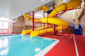 Hotel - Comfort Inn & Suites Plattsburgh - Morrisonville