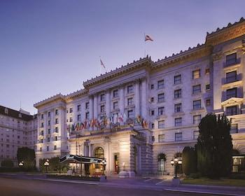舊金山費爾蒙特飯店 Fairmont San Francisco