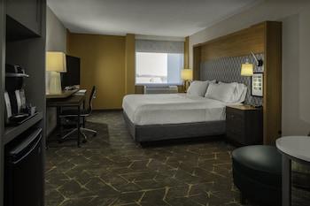 Executive Room, 1 King Bed, Non Smoking, Corner