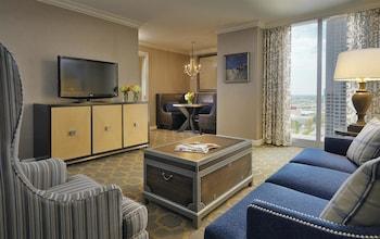 Suite, 1 Bedroom (Fairmont King)