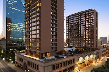 Hotel - Fairmont Dallas