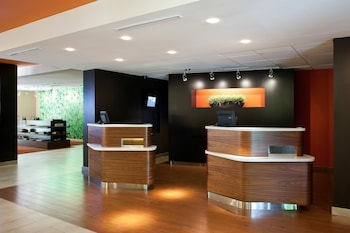 Hotel - Courtyard by Marriott Sacramento Airport Natomas