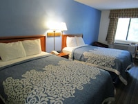 Room, 2 Double Beds, Non Smoking at Days Inn by Wyndham Runnemede Philadelphia Area in Runnemede