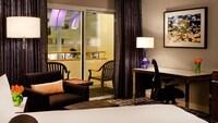 Atrium, Room, 1 King Bed