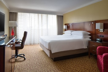 Room, 1 King Bed, Allergy Friendly