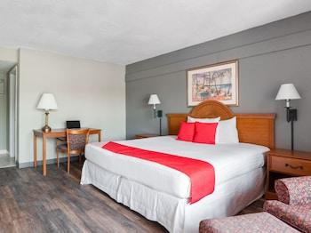 Hotel - OYO Hotel Mustang Silverspring FL