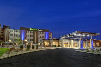 路易維爾機場會展中心智選假日飯店 Holiday Inn Express Louisville Airport Expo Center