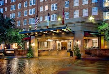 達拉斯梅爾羅斯華威飯店 Warwick Melrose Dallas