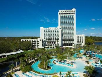 奧蘭多布納維斯塔宮殿希爾頓飯店 - 迪士尼之泉®區 Hilton Orlando Buena Vista Palace - Disney Springs® Area