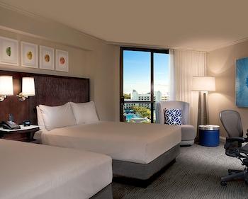 Room, 2 Queen Beds (Epcot View)