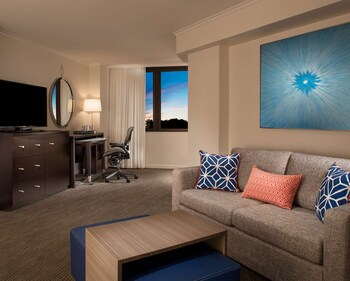 Suite, 1 Twin Bed, Tower (Parlor)
