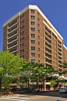 Hotel - Residence Inn by Marriott Bethesda Downtown