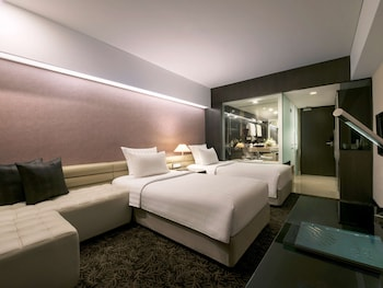 Superior Room, 2 Twin Beds, City View (Premium)