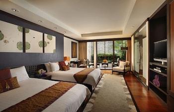 Villa, 2 Yatak Odası, Okyanusa Sıfır (pool)