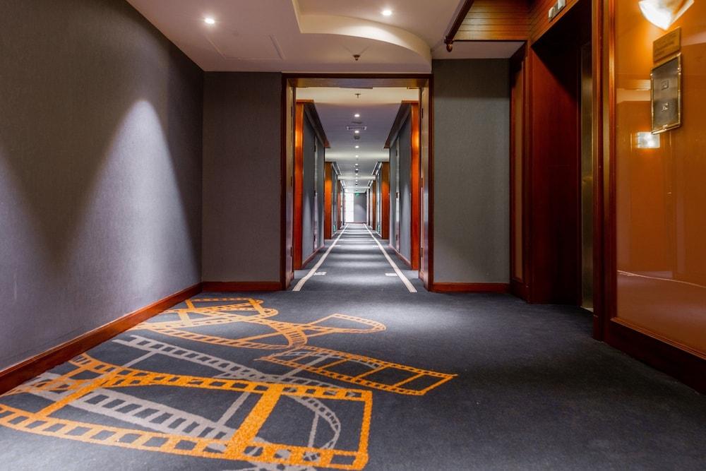 クラウンプラザホテル上海