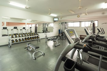 Los Tajibos Hotel And Convention Center - Gym  - #0