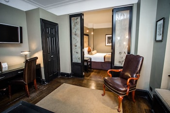 Guestroom at The Mansfield Hotel in New York