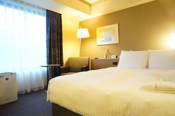 スタンダードダブルルーム 禁煙|ホテル日航福岡