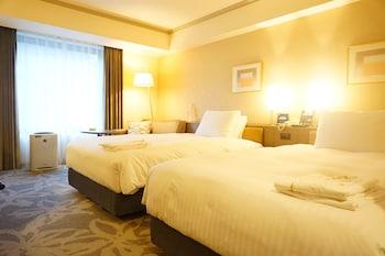 スーペリア ツインルーム 禁煙|ホテル日航福岡