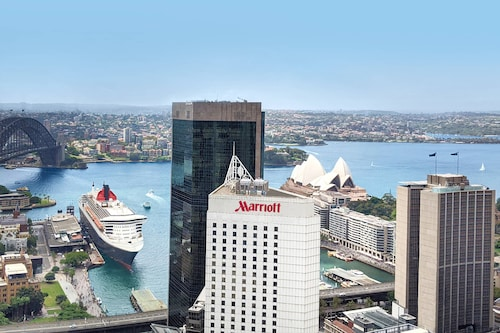 __{offers.Best_flights}__ Sydney Harbour Marriott Hotel at Circular Quay