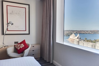 Room, 2 Double Beds, View (Opera House View)