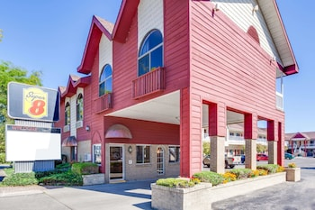 Hotel - Super 8 by Wyndham Mackinaw City/Beachfront Area